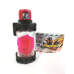 CSTOYS INTERNATIONAL:Kamen Rider Build: Capsule Toy GP Full Bottle 47 Rose Full Bottle