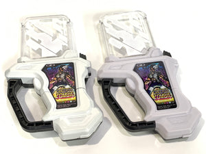 CSTOYS INTERNATIONAL:[LOOSE] Kamen Rider Ex-Aid: Capsule Toy Gashat Set with Normal & Metallic Color Ver.: Dangerous Zombie