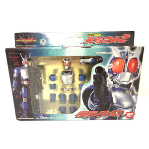 CSTOYS INTERNATIONAL:[BOXED] Kamen Rider Agito: Shouchaku Henshin - Kamen Rider G3