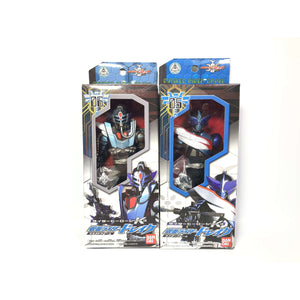 CSTOYS INTERNATIONAL:[BOXED] Kamen Rider Kabuto: RHS Drake Rider Form & Masked Form