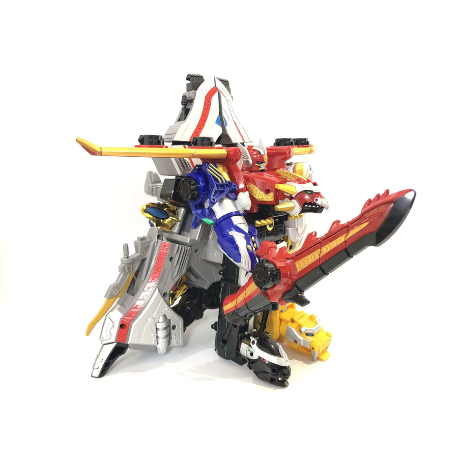 CSTOYS INTERNATIONAL:[LOOSE] Tensou Sentai Goseiger: DX Ultimate Gosei Great