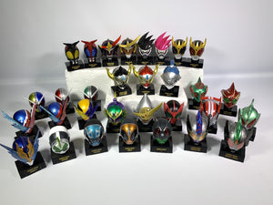 Candy Toy Kamen Rider Masker World Assorted Set