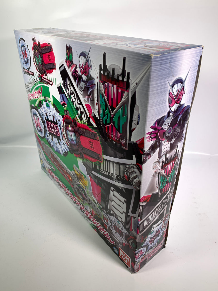 CSTOYS INTERNATIONAL:[BOXED] Kamen Rider Zi-O: DX Kamen Rider Zi-O Decade Armor Roleplay Set
