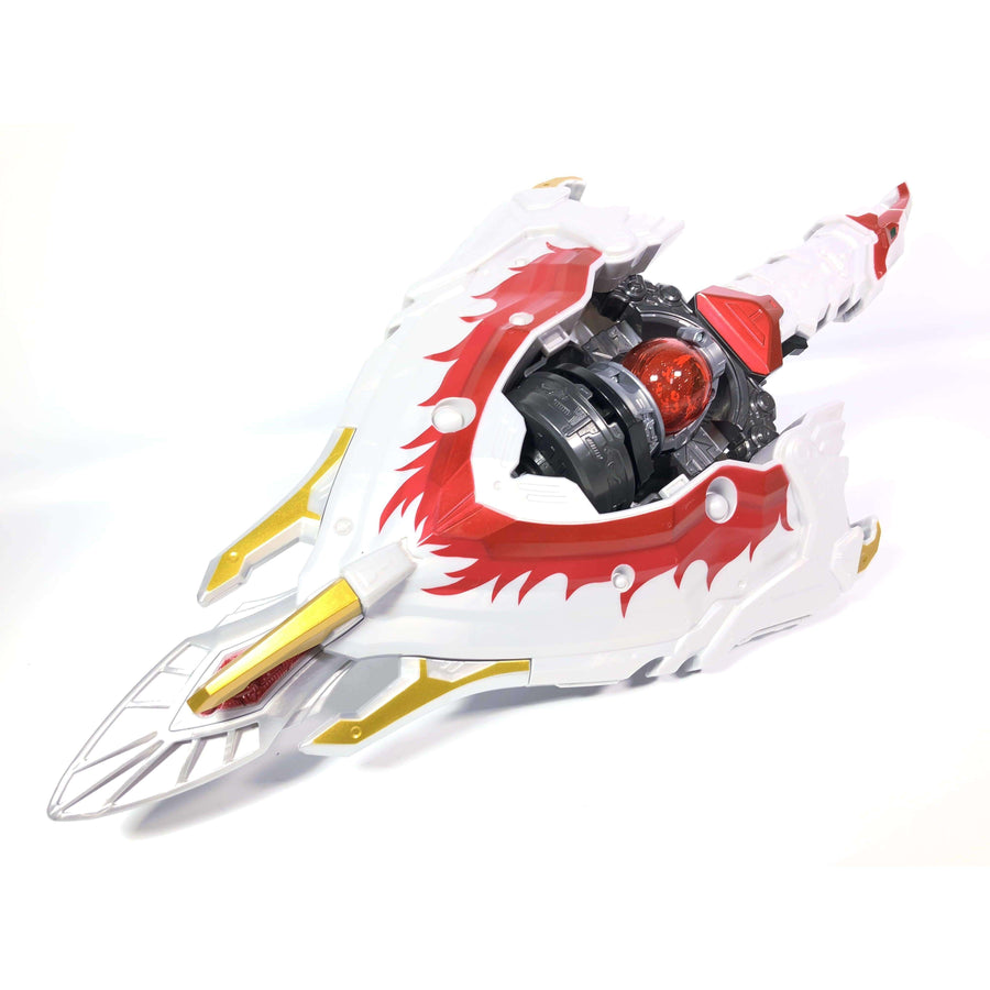 CSTOYS INTERNATIONAL:3000000418765[LOOSE] Uchu Sentai Kyuranger: DX Houou Blade & Houou Shield