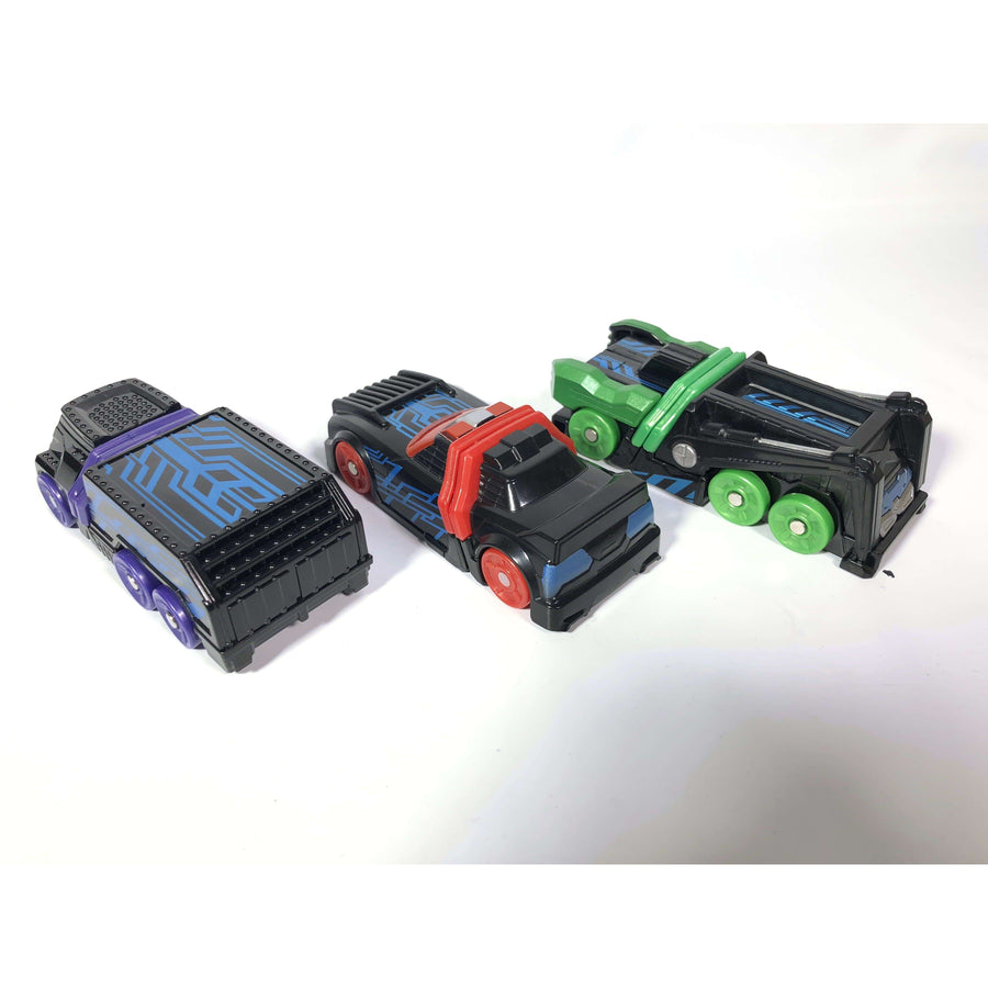 CSTOYS INTERNATIONAL:[LOOSE] Kamen Rider Drive: DX Shift Car NEXT Set