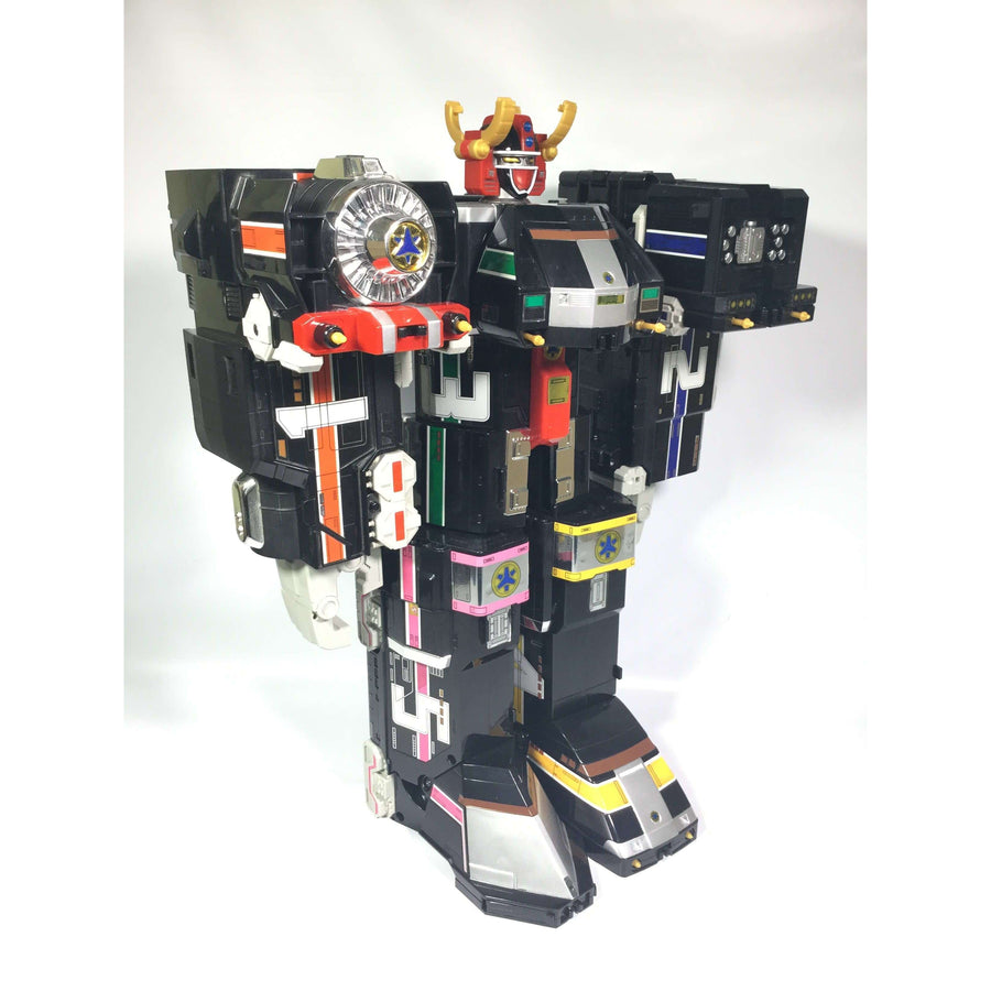 CSTOYS INTERNATIONAL:[LOOSE] Kyukyu Sentai GoGo V: DX Grand Liner (Incomplete)