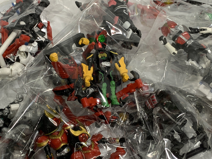 CSTOYS INTERNATIONAL:[LOOSE] Candy Toy 66 Action Kamen Rider Random 23 Mini Figure Set (Mr.S Collection)