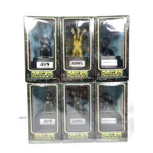 CSTOYS INTERNATIONAL:[BOXED] Godzilla: Toho Daikaijyu Real Figure Collection 6 Box Set