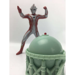 CSTOYS INTERNATIONAL:Capsule Toy Ultimate Luminous Ultraman 04: 04 - Ultraman Mebius with Gas Tank Luminous Set