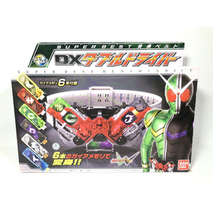 CSTOYS INTERNATIONAL:[BOXED] Kamen Rider W / Double: Super Best Henshin Belt DX Double Driver