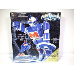 CSTOYS INTERNATIONAL:[BOXED] Power Rangers in Space: Jumbo Astro Megazord