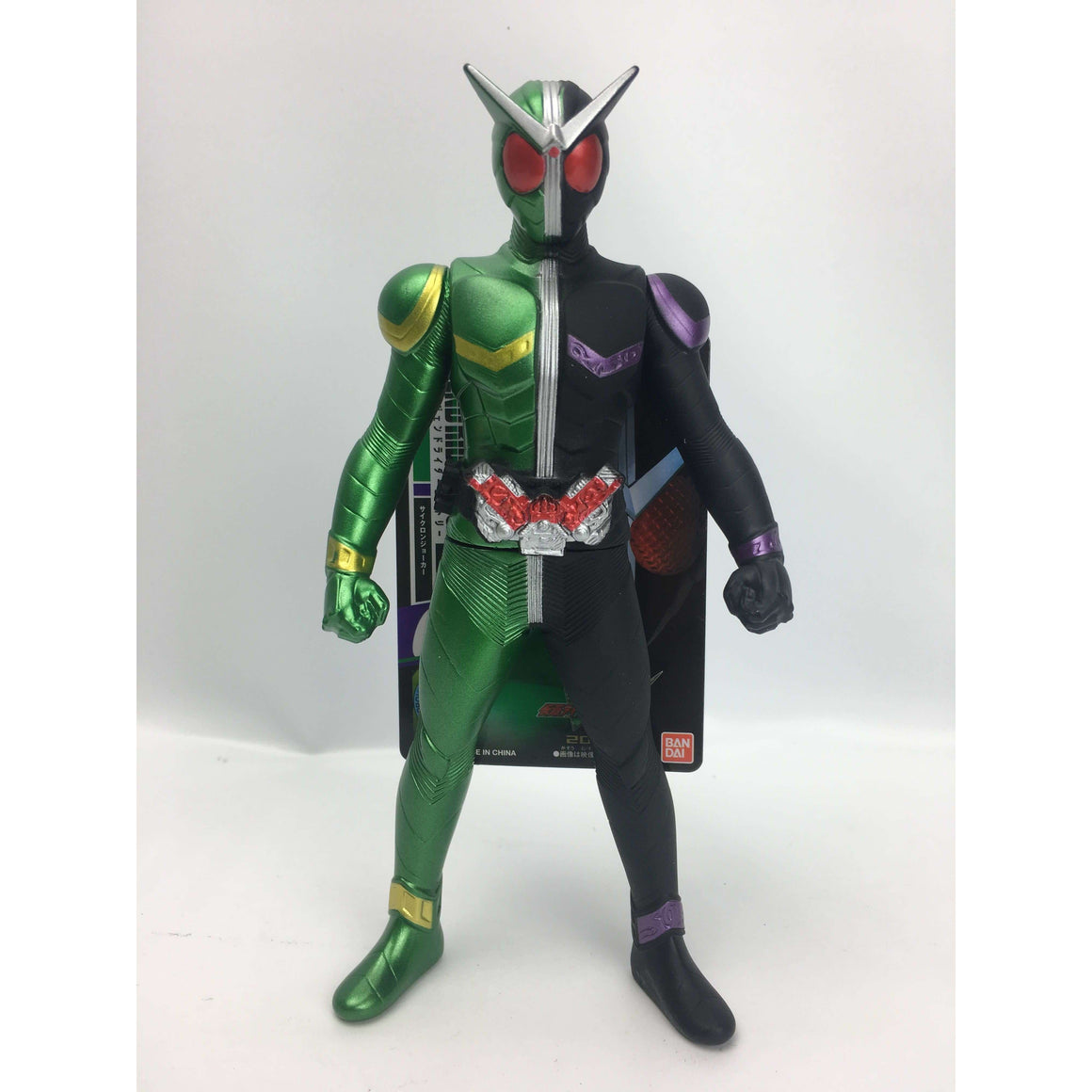CSTOYS INTERNATIONAL:Legend Rider History - 07 Kamen Rider W (Double) CycloneJoker