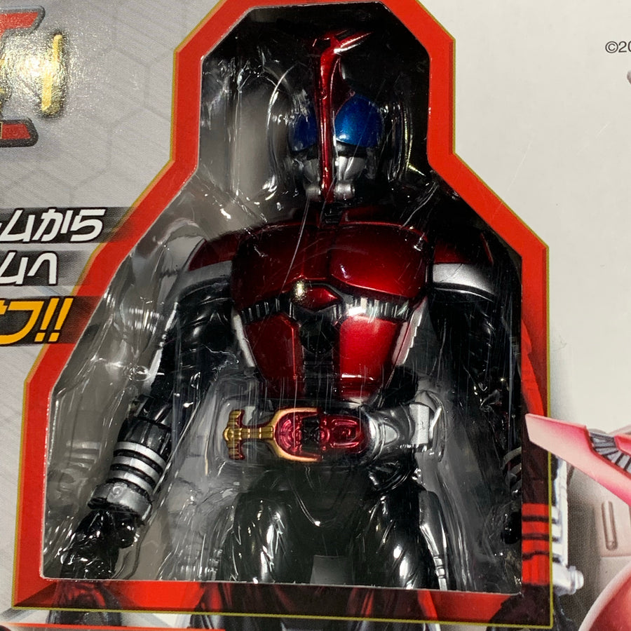 [BOXED & SEALED] Kabuto: C.O.R.1 Cast Off Rider KR KABUTO & DX Kabuto Extenders