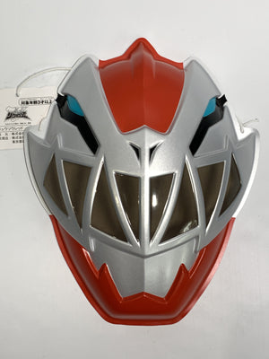 CSTOYS INTERNATIONAL:[LOOSE]Kishiryu Sentai Ryusoulger: Ryusoul Red Toy Mask (With Toei Brand Tag)