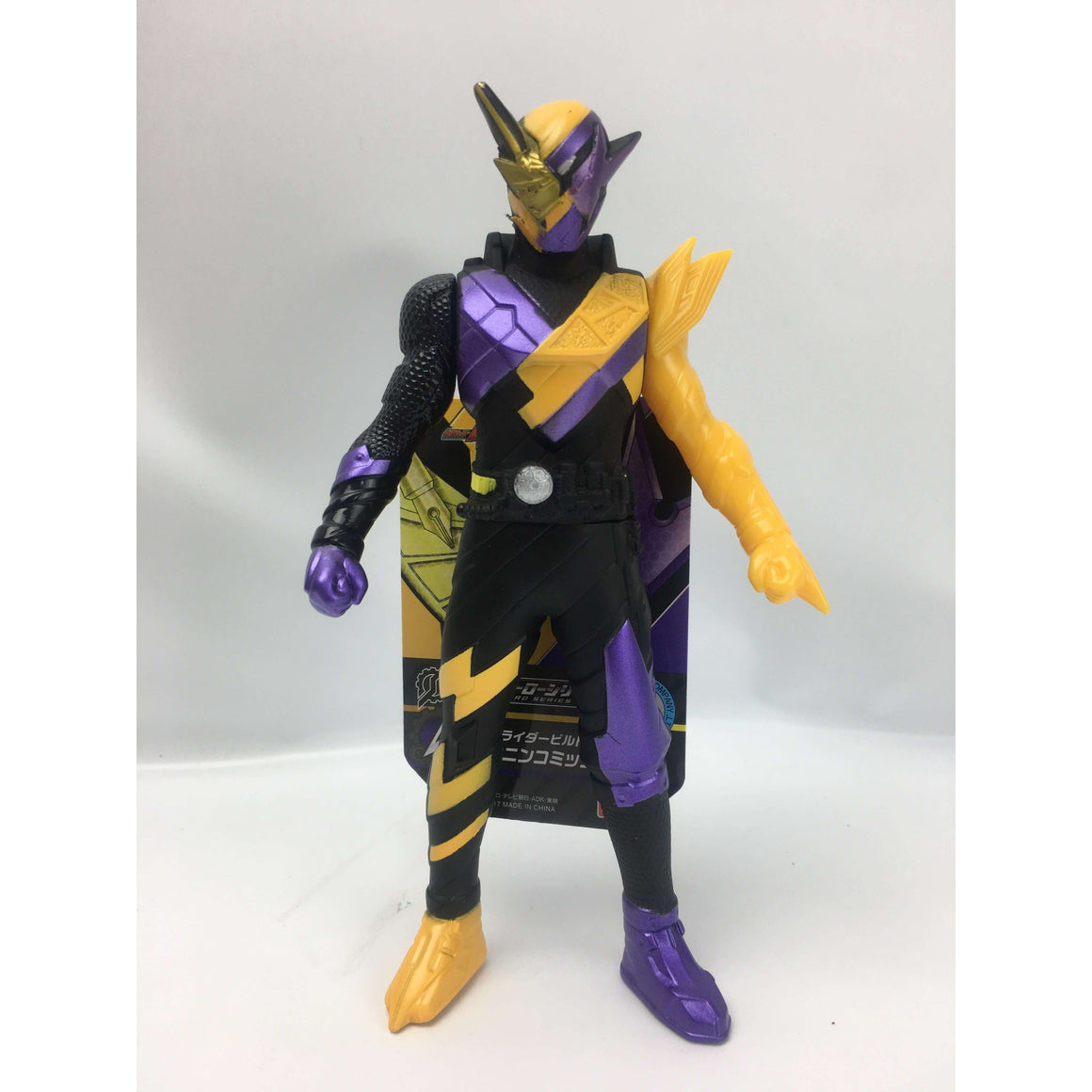 CSTOYS INTERNATIONAL:Kamen Rider Build: RHS04 NinNin Comic Form