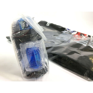 CSTOYS INTERNATIONAL:[BOXED & SEALED] Kamen Rider Build: Black T-Shirt & Magnet Full Bottle Set