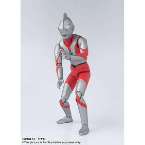 CSTOYS INTERNATIONAL:S.H.Figuarts Ultraman Series: Ultraman (A Type)