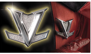 CSTOYS INTERNATIONAL:[LOOSE] Lupinranger vs. Patranger: Lupinranger V Emblem (Promotional Item -RARE-)
