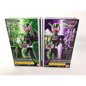 CSTOYS INTERNATIONAL:Kamen Rider W: Candy Toy So-Do Chronicle 1 & 2 - Kamen Rider Double CycloneJoker (2 Box Set)