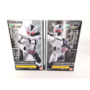 CSTOYS INTERNATIONAL:Kamen Rider W: Candy Toy So-Do Chronicle 3 & 4 - Kamen Rider Double FangJoker (2 Box Set)