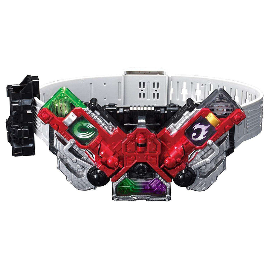 CSTOYS INTERNATIONAL:Henshin Belt Ver. 20th: DX Double Driver