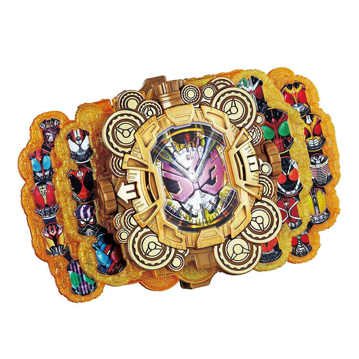 CSTOYS INTERNATIONAL:Kamen Rider Zi-O: DX Grand Zi-O Ride Watch
