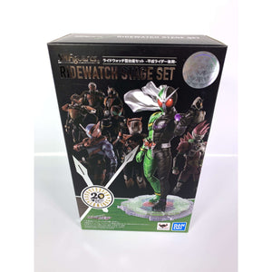 CSTOYS INTERNATIONAL:Kamen Rider Zi-O: S.H.Figuarts - Kamen Rider Zi-O Ride Watch Stage Set -  Late Heisei Riders