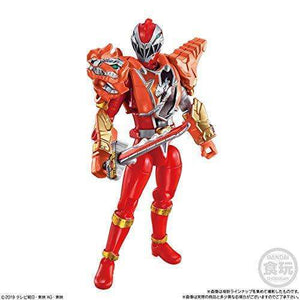 CSTOYS INTERNATIONAL:Kishiryu Sentai Ryusoulger: Action Figure YU-DO 02. 1.3.7. Ryusoul Red Set