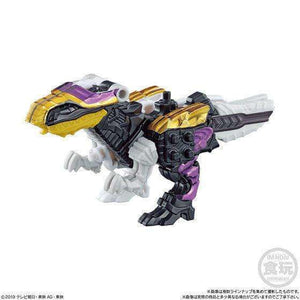CSTOYS INTERNATIONAL:Kishiryu Sentai Ryusoulger: Minipla Candy Toy 05 - #05 + #06 Shine Raptor & Shadow Raptor (2 Box Set)
