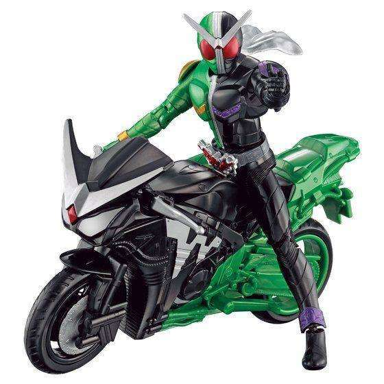 CSTOYS INTERNATIONAL:[Late Sept. 2019] Legend Rider Series: RKF Kamen Rider W CycloneJoker & Hard Boilder