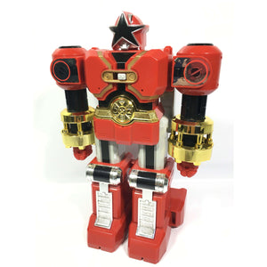 CSTOYS INTERNATIONAL:[LOOSE] Choriki Sentai Ohranger: DX Red Puncher