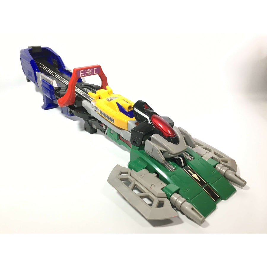 CSTOYS INTERNATIONAL:[LOOSE] Engine Sentai Go-Onger: Super Highway Buster (No Engine Souls Included)