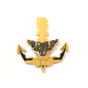 CSTOYS INTERNATIONAL:[LOOSE] Kaizoku Sentai Gokaiger: Gold Anchor Key