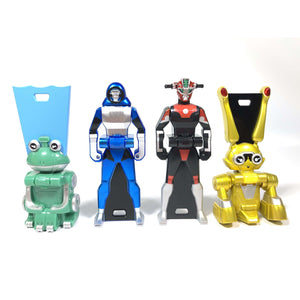 CSTOYS INTERNATIONAL:[LOOSE] Kaizoku Sentai Gokaiger: Premium Buddyroid Ranger Key Set