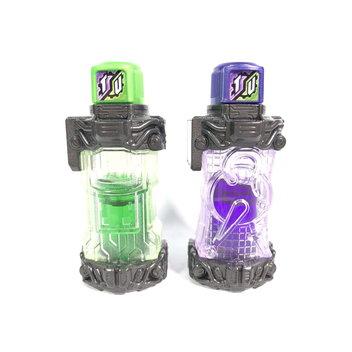CSTOYS INTERNATIONAL:[LOOSE] Kamen Rider Build: DX Kamen Rider W Fullbottle Set