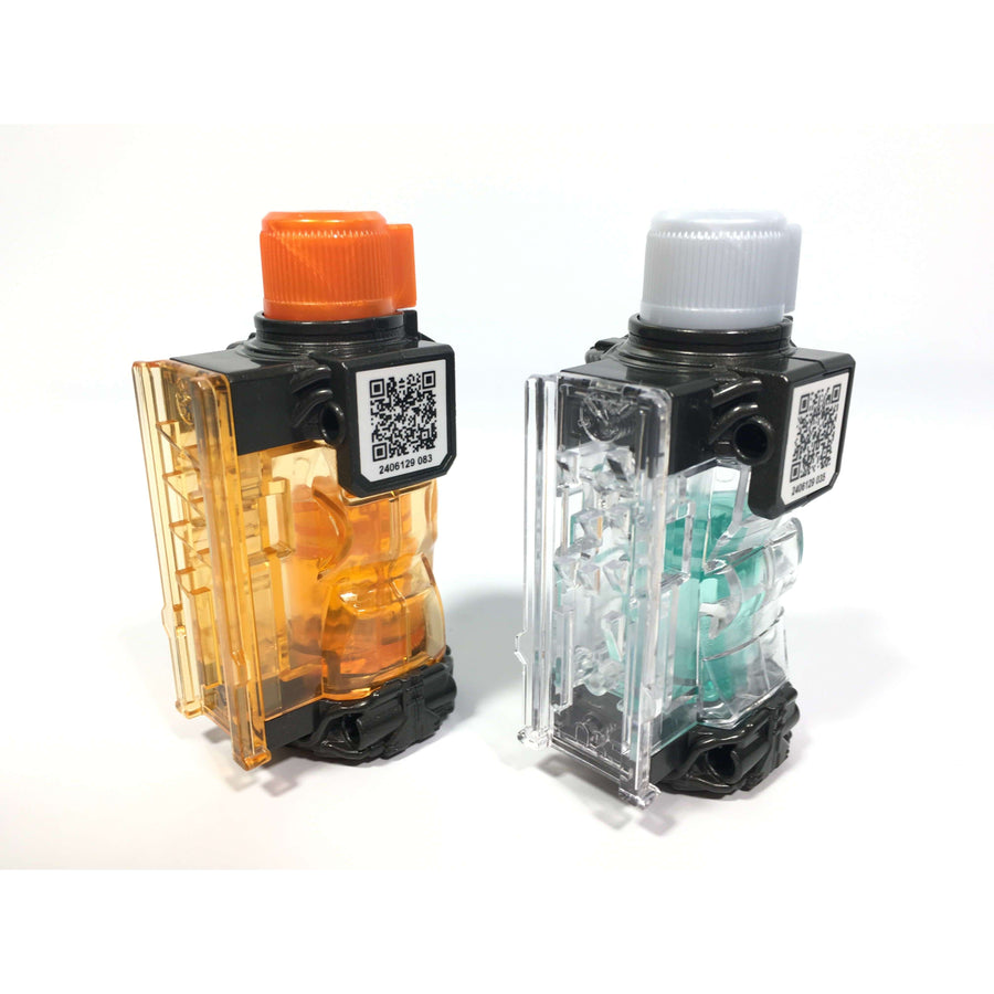 CSTOYS INTERNATIONAL:[LOOSE] Kamen Rider Build: DX Obake & Parka Full Bottle Set