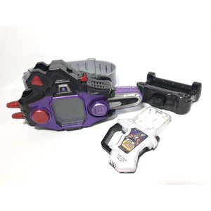 CSTOYS INTERNATIONAL:[LOOSE] Kamen Rider Ex-Aid: DX Buster Buckle with Danger Zombie Gashat