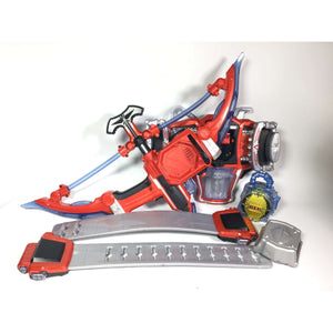 CSTOYS INTERNATIONAL:[LOOSE] Kamen Rider Gaim: DX Genesis Driver & Sonic Arrow Set