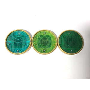CSTOYS INTERNATIONAL:[LOOSE] Kamen Rider OOO: DX GataKiriBa Core Medal Set