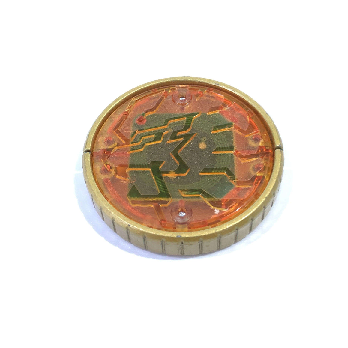 CSTOYS INTERNATIONAL:[LOOSE] Kamen Rider OOO: DX Lion Core Medal