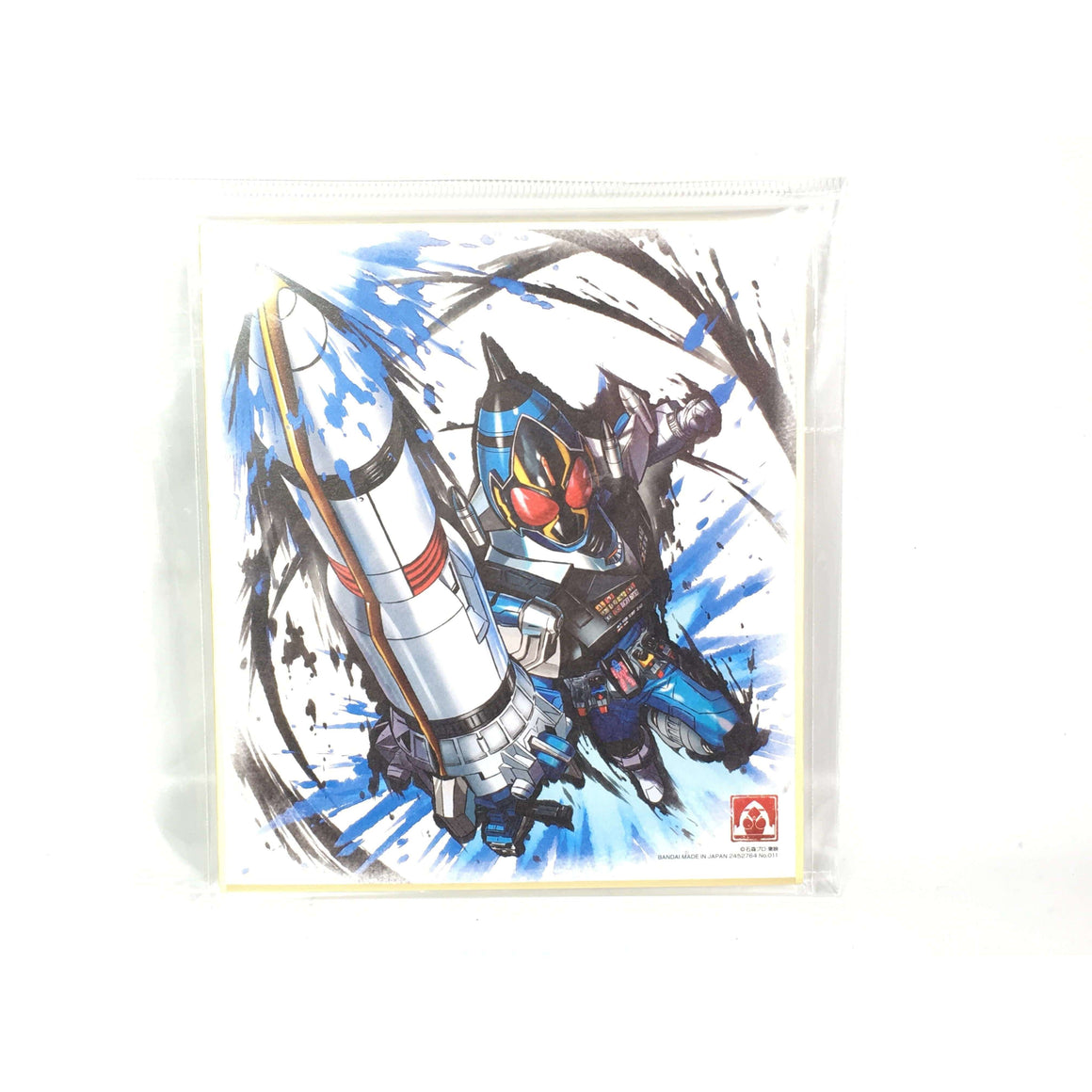 CSTOYS INTERNATIONAL:[LOOSE] Kamen Rider Shikishi Art - Kamen Rider Fourze Cosmic States