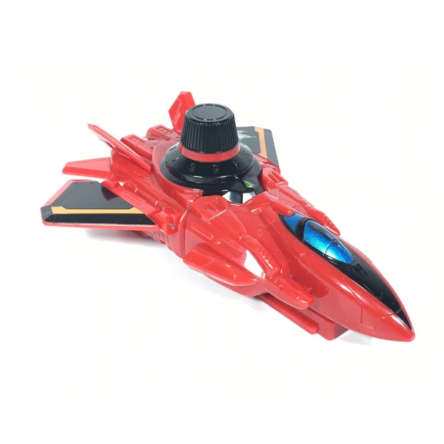 CSTOYS INTERNATIONAL:[LOOSE] Lupinranger vs. Patranger: DX Red Dial Fighter