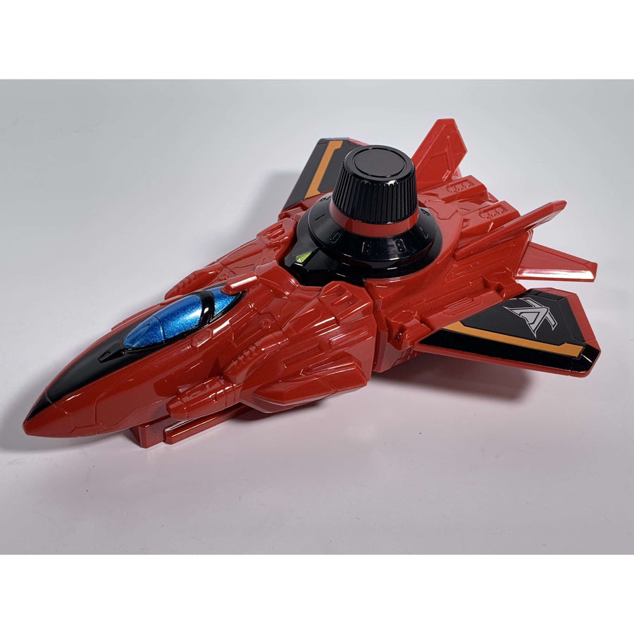 CSTOYS INTERNATIONAL:[LOOSE] Lupinranger vs. Patranger: DX VS Changer Lupin Red Set