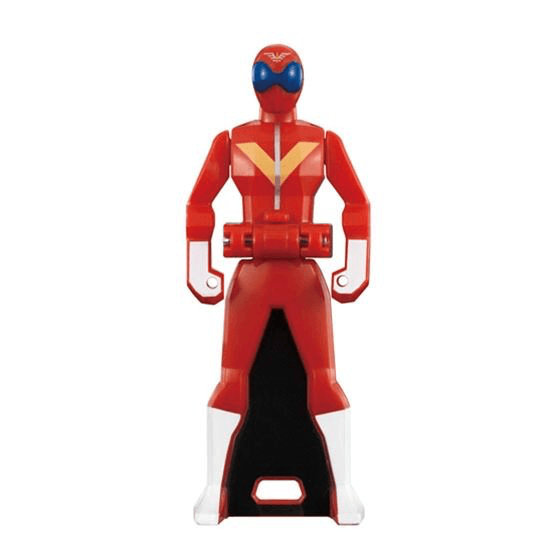 CSTOYS INTERNATIONAL:[LOOSE] Ranger Key: 1975 Goranger: Akaranger (Red)