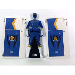 CSTOYS INTERNATIONAL:[LOOSE] Ranger Key: 1995 Ohranger: Ohblue