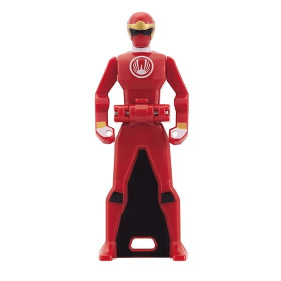 CSTOYS INTERNATIONAL:[LOOSE] Ranger Key: 2002 Hurricaneger: Hurricane Red
