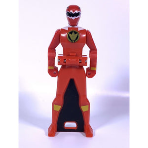 CSTOYS INTERNATIONAL:[LOOSE] Ranger Key: 2003 Abaranger: Abare Red
