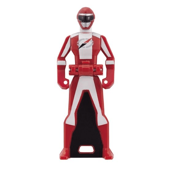 CSTOYS INTERNATIONAL:[LOOSE] Ranger Key: 2006 Boukenger: Bouken Red