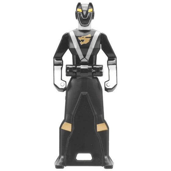 CSTOYS INTERNATIONAL:[LOOSE] Ranger Key: 2008 Go-Onger: Go-On Black