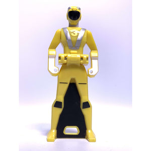 CSTOYS INTERNATIONAL:[LOOSE] Ranger Key: 2008 Go-Onger: Go-On Yellow